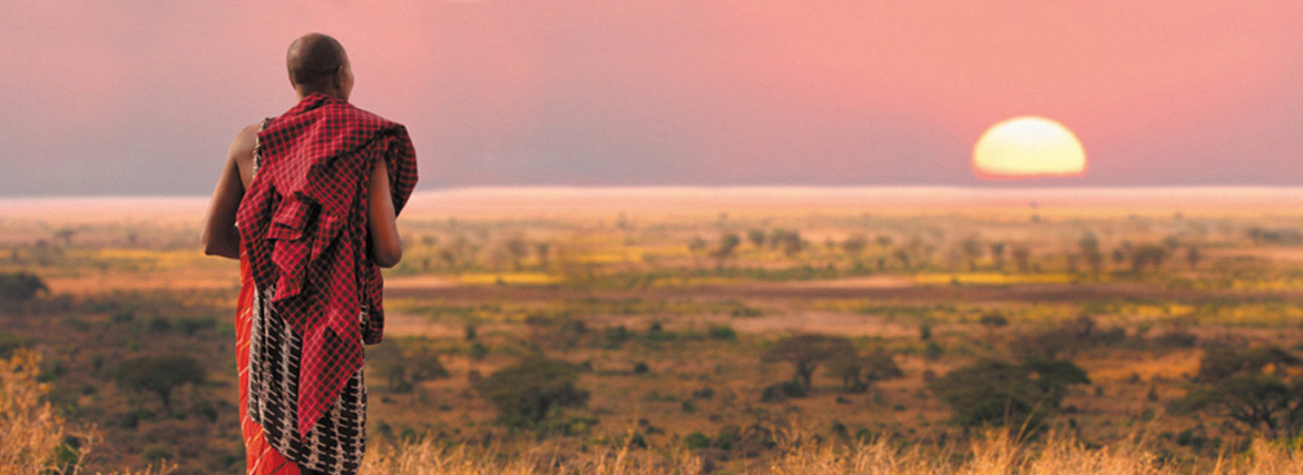 native-looking-out-over-serengeti
